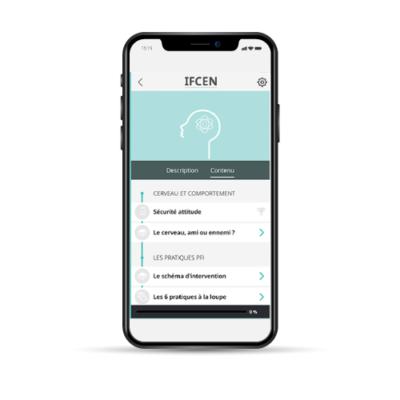 Application PFI - IFCEN