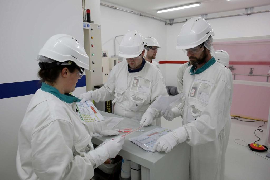 compétences nucléaires formation