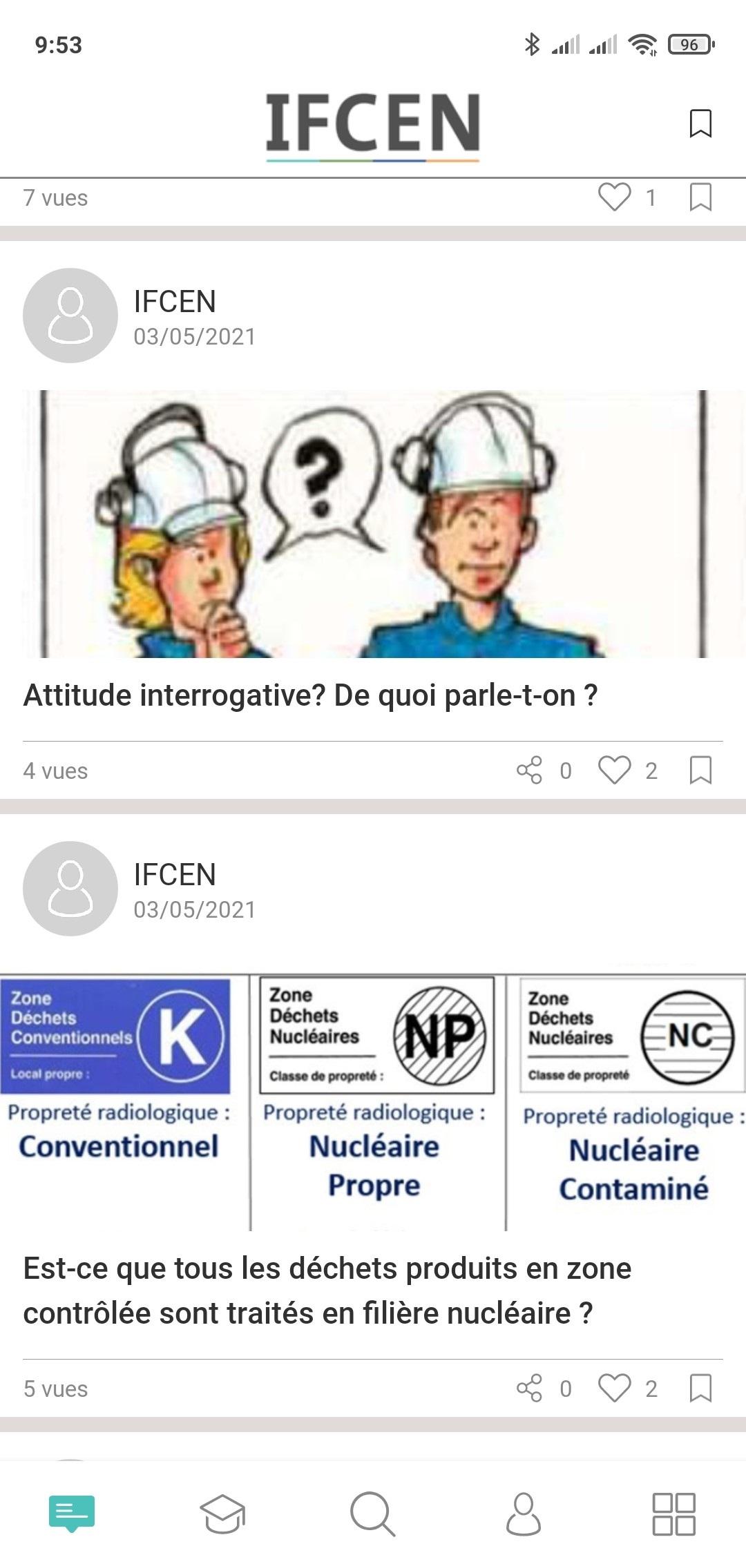 screenshot app ifcen